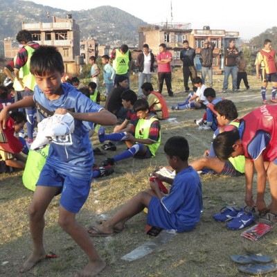 Activités sportives : football